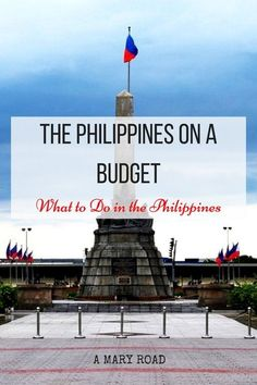 Explore and enjoy the Philippines on a budget, here are what to do in the Philippines without breaking your bank and still get to have a great time!