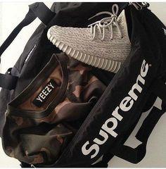 #supreme #yeezy | ILikeItThatWay