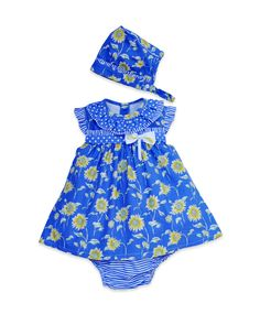 GIRLS FABULOUS PRODUCTS FOR HER Girls Collection Daisies and Conkers girls wear have been carefully selected for you with comfort and style in mind. We have gorgeous outfits for Cute Baby Girl Outfits, Baby Girl Dresses, Baby Dress, Children Wear, Conkers, Pinafore Dress, Striped Fabrics, Girls Wear, Daisies