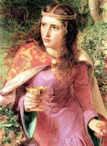 Frederick Sandys British QUEEN ELEANOR Eleanor of Aquitaine – Eleanor was one of the most powerful women of the Middle Ages. Duchess of Aquitaine in her own right, she would go onto become queen-consort of France and later queen of England. Dante Gabriel Rossetti, Women In History, British History, European History, Family History, Queen Eleanor, Eleanor Henry, Martin Johnson Heade, Pre Raphaelite Paintings