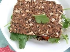 ~ The Raw/Whole Food Lifestyle ~: ~ Ani Phyo's Sunflower Bread ~