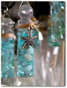 Mermaid Treasure Pendant by A2SeaCreations on Etsy.  A Vancouver Island Etsy Team member.    I want it!!!!