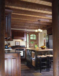Katahdin Cedar Log Homes: Sebec – 06585
