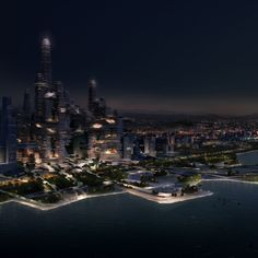 "Gallery of ""Cloud Citizen"" Awarded Joint Top Honors in Shenzhen Bay Super City Competition - 14"