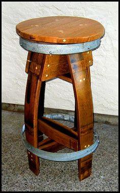 25+ best ideas about Barrel furniture