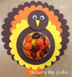 Thanksgiving Treat Place Marker