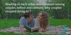 Science Has Good News for Couples Who Read Together. #Reading_couples http://mic.com/articles/108498/science-has-good-news-for-couples-who-read-together …