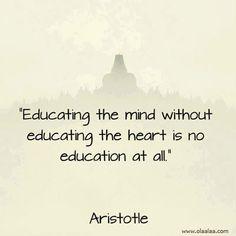no education at all