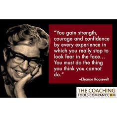 💞 Graphic Quotes, Eleanor Roosevelt, Inspiring Women, Ladies Day, Woman Quotes, Be Yourself Quotes, Confidence, Inspirational Quotes, Life Coaching