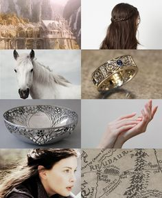 middle earth aesthetics: Rivendell 1/2