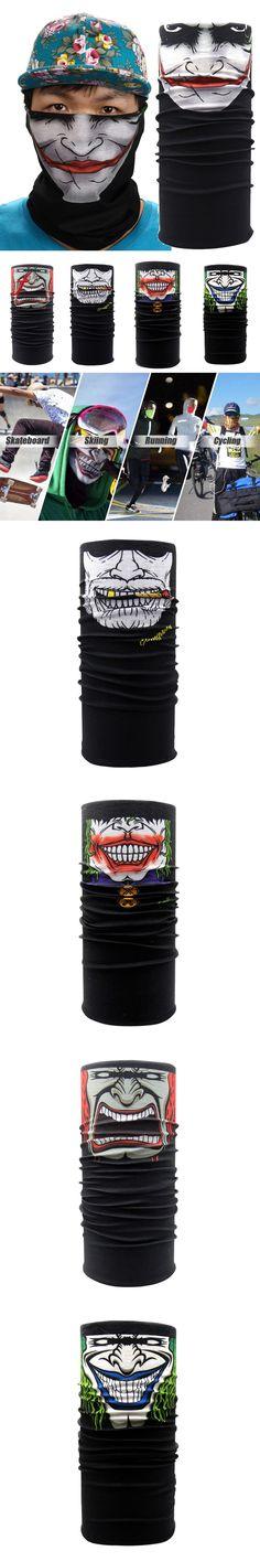 Magic Polyester Bandana Microfiber Headwear Seamless Tubular hijab Neck Tube Sports Scarf Mask Headband Motorcycle kerchief