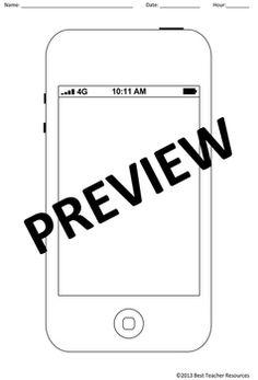 pdf loading as a blank x on phone