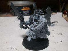Space Angels, Grey Knights, Dark Angels, Space Wolves, Minis, Warhammer 40000, Space Marine, War Machine, Miniatures