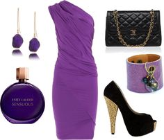 Violeta, created by sil-cristalida on Polyvore