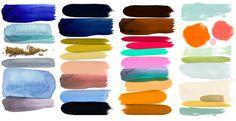#kleurencombi #aquarel