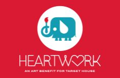 heartwork 2012 - a project designed to raise money for art supplies at Target House—this wonderful home-away-from-home for the families of children facing long-term treatment at St. Jude's Children's Research Hospital