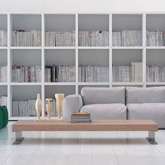 magazines: this is what my house will look like someday Storage Shelves, Shelving Ideas, Storage Ideas, Magazine Storage, Classic Chic, White Houses, Architecture Design, Bookcase, Ikea