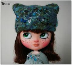 OOAK Custom Icy Doll by Carmen Rubio by dressblythe, via Flickr