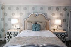 Alendale Master Bedroom, Upholstered Headboards, Sweet Home, Bedroom Ideas, Interiors, Furniture, Home Decor, Master Suite, Upholstered Bedheads