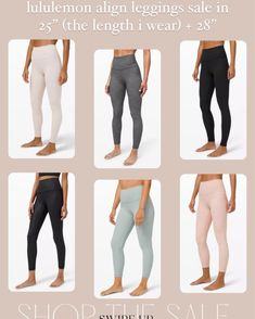 "lululemon Align™ Pant 25"" + 27"" curated on LTK"