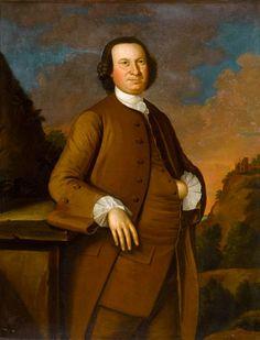 Thomas Sprigg (1715-1781), John Hesselius, 1764, Gift of Mr. and Mrs. Charles V. Cheney