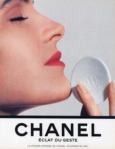 Chanel (Cosmetics) 1989 Powder