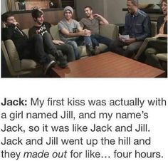 Reasons why I love Jack Barakat...Exhibit A<<< out of the 50 levels of…