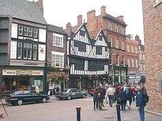 Streets of York, UK...my home town