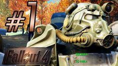 Fallout 4 Gameplay ITA Walkthrough #1 - La Prima Partita di Fallout 4 - ...