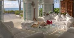 Coral House, Grace Bay, Providenciales Island, Turks & Caicos Vacation Rental http://www.estatevacationrentals.com/property/coral-house