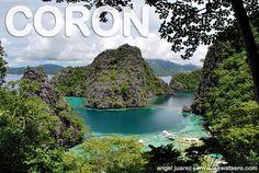 Coron #travel #places #beach #asia #philippines