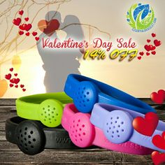 Our Valentine's Day Sale is on right now at www.essentialbracelet.com. Get 14% Off all your favourite #essentialoil accessories. Diffusers. Cases. Bottles. Jewelry and our always popular Essential Bracelets.