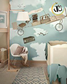 BabyroomTIME - teaTIMEdesign
