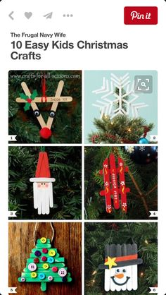 3 easy christmas crafts to make with your kids craft ideas