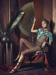"'The Goddess of Lust"" | Patricija Zilinskaite | Danny Cardozo"