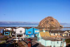 Morro Bay, California | Favorite Break featured on Fake Food Free