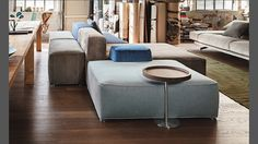 I divani Vibieffe, progetti di designer italiani: tipologie, immagini e caratteristiche