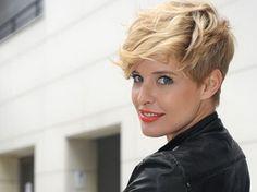 Hip short haircuts for women