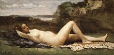 Camille Corot | Bacchante in a Landscape | The Met