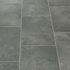 Vinyl kitchen flooring is a very popular choice by homeowners. Vinyl kitchen flooring offers many benefits to the homeowner who has children, pets, or lives an active lifestyle. These floors are ve… Tile Effect Vinyl Flooring, Vinyl Flooring Bathroom, Luxury Vinyl Tile Flooring, Linoleum Flooring, Vinyl Tiles, Kitchen Flooring, Floors, Non Slip Floor Tiles, Non Slip Flooring