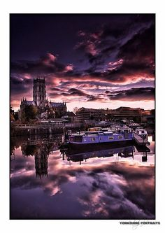 Doncaster by Yorkshire Portraits. Best photo I've ever seen of my home town   I grew up in Doncaster This is good shot :)