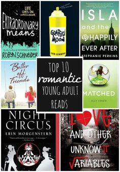 Top 10 young adult books