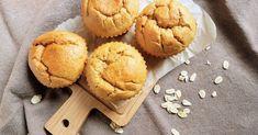 Muffins de banana para preparar em 2 minutos