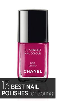 The best nail polishes to try this spring: