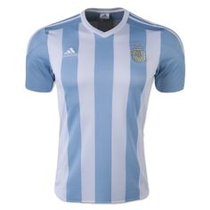 5322e96d7 Adidas 2015 Argentina Soccer Jersey Football Shirts