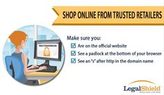 How far along are you with holiday gift shopping? Here's an important reminder as you shop online this season! http://lennycuzzi.com