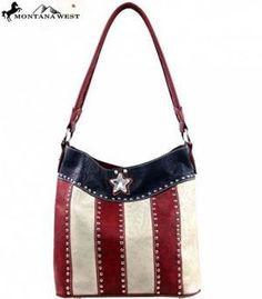 new concept 5af9a 5a21e Montana West Texas Pride Handbag - Keffeler Kreations   HilltopBoutique.com  - 1