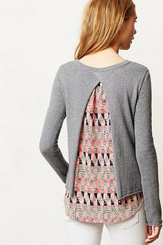 Anthropologie | pullover