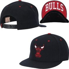 finest selection c59b7 a51e2  47 Brand Chicago Bulls The Oath Snapback Hat