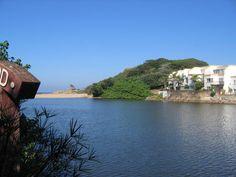 Ramsgate lagoon on a beautiful day